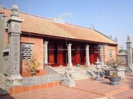 Nhà từ đường truyền thống