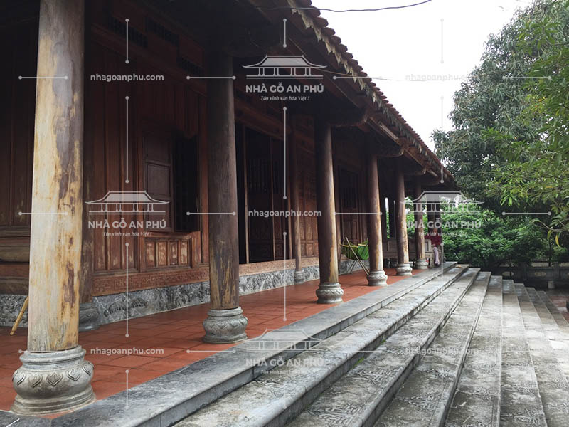 Kết cấu nhà gỗ kẻ truyền Bắc Bộ